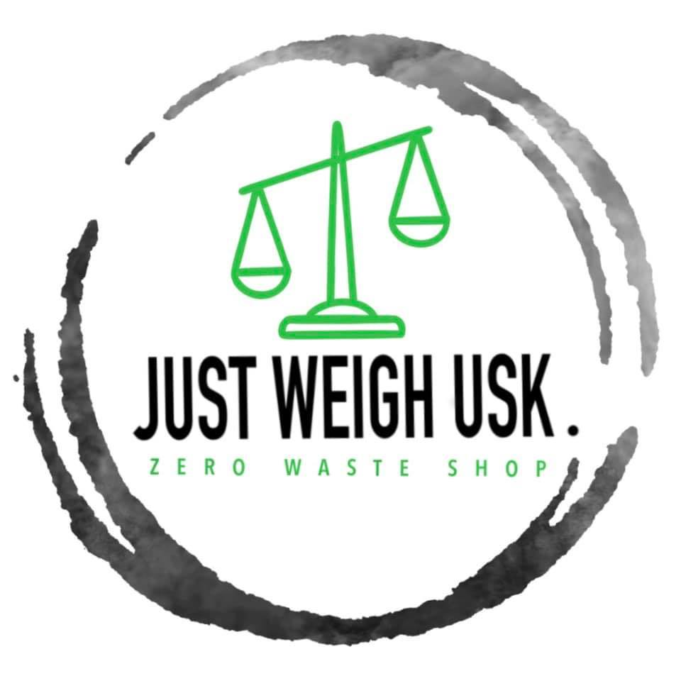Just Weigh Usk Logo